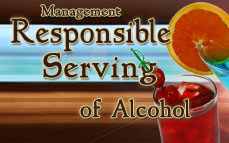 Arizona Title 4 MANAGEMENT Responsible Serving® Online Training & Certification