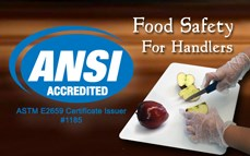 Food Safety for Handlers Course