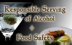 Combo: Responsible Serving® + Food Safety for Handlers Online Training & Certification