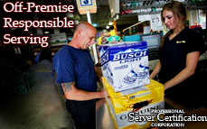 Off-Premises Responsible Serving |