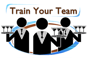 Train your team