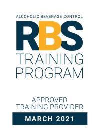 California RBS Training Program