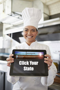 how to get a recongizned safe food handling certificate